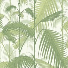 Olive Gre/White Botanical Wallcovering by Cole & Son Wallpaper
