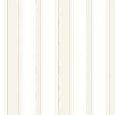 Wht/Wht Stripes Wallcovering by Cole & Son Wallpaper