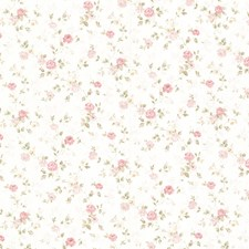 Pink Wallcovering by Brewster