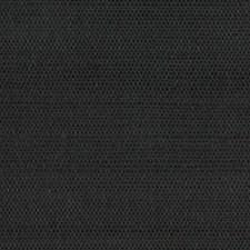 Black Grass Cloth Wallcovering by York