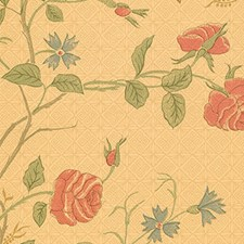 Antique Wallcovering by Clarence House Wallpaper