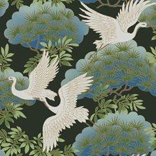 AF6593 Sprig & Heron by York