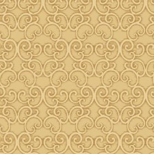 Gold/Gold Traditional Wallcovering by York