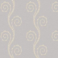 Silver Stripe Wallcovering by Brewster
