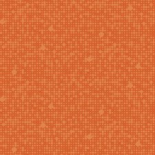 Medium Orange/Dark Orange Dots Wallcovering by York