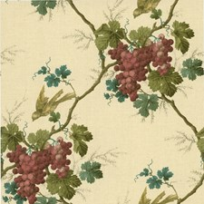 Purple Toile Wallcovering by Brewster