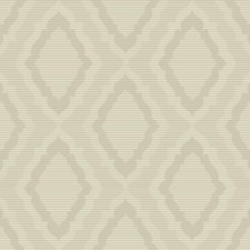Beige Damask Wallcovering by York