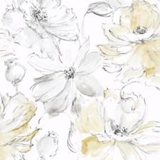 CL2518 Floral Dreams by York