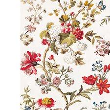 Magnolia Wallcovering by Scalamandre Wallpaper