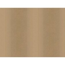 Deep Caramel/Soft Bronze Metallic Wall Décor Wallcovering by York
