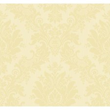 Caramel Beige/Pearled Sand Metallic Wall Décor Wallcovering by York