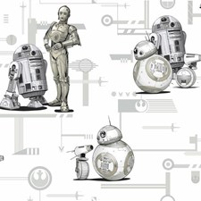 DI0947 Star Wars: The Rise of Skywalker Droids! by York