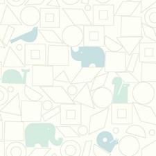 DW2443 Animal Blocks by York