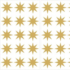 DWPK1852 Gold Star MiniPops by Brewster