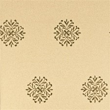 Champagne Botanical Wallcovering by Threads