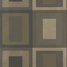 Charcoal/Bronze Wallcovering by Threads