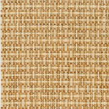 Hay Straw Wallcovering by Groundworks