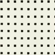 Ivory/Black Contemporary Wallcovering by Groundworks