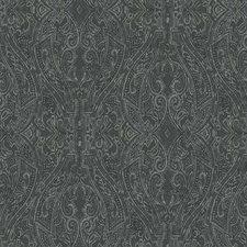 Black Wallcovering by York