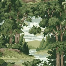 HO3301 Forest Lake Scenic by York