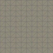 Pewter/Beige Bohemian Wallcovering by York