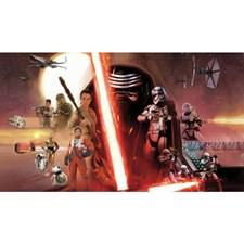 JL1369M Star Wars VII XL Mural by York