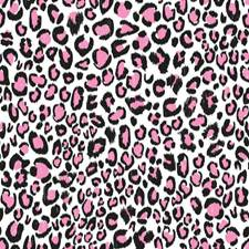 Snow/Strawberry/Licorice Animal Skins Wallcovering by York