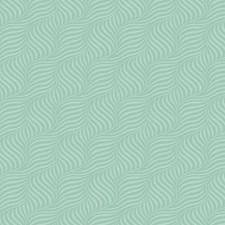 Aqua Pearl/Aqua Modern Wallcovering by York