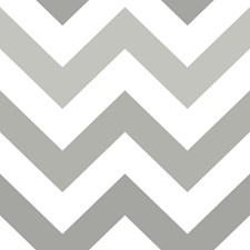 NU1934 Zig Zag Grey Peel & Stick by Brewster