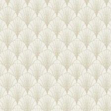 NV5549 Scalloped Pearls by York