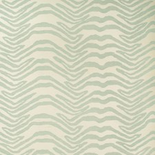 Aqua Animal Wallcovering by Lee Jofa Wallpaper