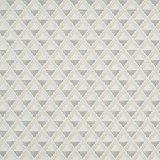 Blue/Beige Geometric Wallcovering by Lee Jofa Wallpaper