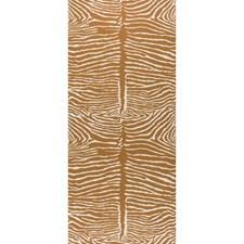 Caramel Animal Wallcovering by Brunschwig & Fils