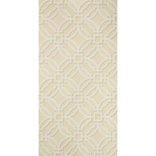 Sand Lattice Wallcovering by Brunschwig & Fils