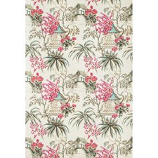 Peony Asian Wallcovering by Brunschwig & Fils