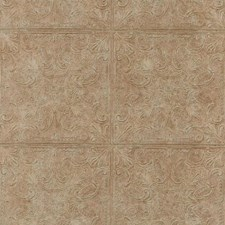 Pewter/Copper Tile Wallcovering by York