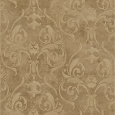 Bronze Wallcovering by Brewster