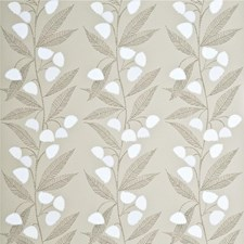 Stone/Ivory Wallcovering by Baker Lifestyle Wallpaper