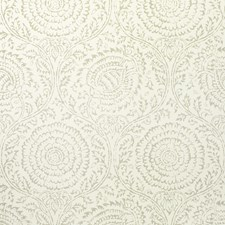Ivory Ethnic Wallcovering by Baker Lifestyle Wallpaper