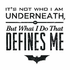 RMK2696TB Batman Quote by York
