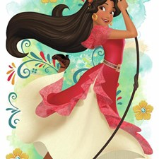 RMK3296GM Princess Elena of Avalor Giant Wall Decal by York