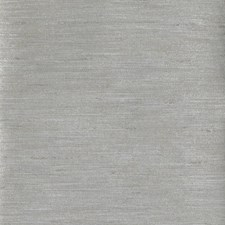 Greys/Metallic Silver Weaves Wallcovering by York