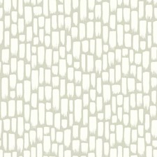 Gray/White Modern Wallcovering by York
