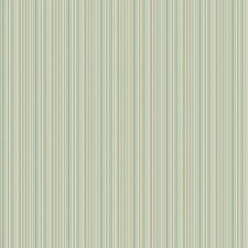 Aquamarine/Real/Taupe Stripes Wallcovering by York