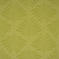 Citrus Leaf Wallcovering by Clarke & Clarke