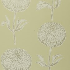 Citrus Floral Large Wallcovering by Clarke & Clarke