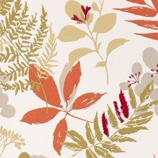 Spice Abstract Wallcovering by Clarke & Clarke