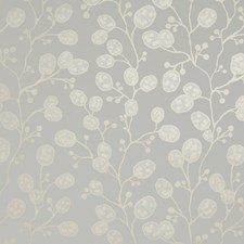 Ivory/Gold Wallcovering by Clarke & Clarke