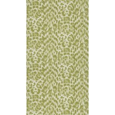 Green Animal Skins Wallcovering by Clarke & Clarke
