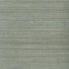 Brown/Light Blue Texture Wallcovering by Kravet Wallpaper